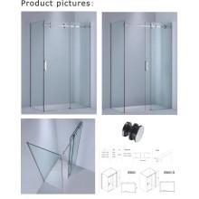 8mm / 10mm Glass Thickness Rectangle Bathtub Screen / Sliding Shower Enclosure (Kw05)