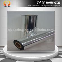 18-52 micron Einzelne (eins) seitlich heißversiegelbare BOPP-Folie mit coronabehandelt