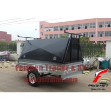 Handwerker-Anhänger / Toolbox trailer (feuerverzinkten)