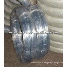 Haste de fio de ferro galvanizado