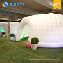 Надувные события Складные купольные палатки Свадебный кемпинг Трейлер Партийная палатка