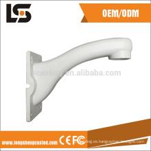El soporte del soporte de pared del CCTV de aluminio a presión el bastidor para el uso de la cámara del cctva