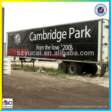 Car body banner sticker, large picture printing, Large Format Banner