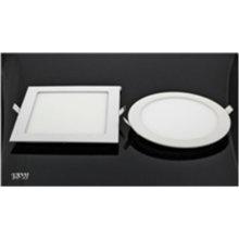 15W AC95-240V Белый светодиодный квадратный свет панели