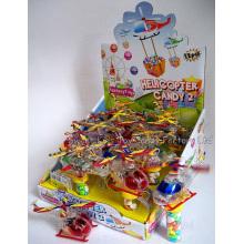 Jouets de bonbons d'hélicoptère (80302)
