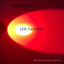 LED Flashlight Red Light Torch 3W
