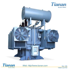 3 MVA, 36 kV Distribution Transformer / High-Voltage