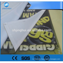 1.22*2.44m advertising tarpaulins pos banner stand for shopping