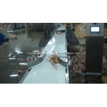 Weighing&Grading system for poultry processing equipment