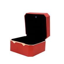 High End Custom Wedding Gift Luxury Jewelry Box Packaging Box
