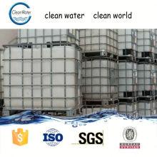Kationisches Polymer PolyDADMAC für die Abwasserbehandlung