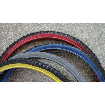 Dural Quality Color Bicycle Tyre