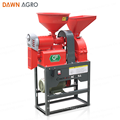 DAWN AGRO Full Automatic Complete Sets Rice Pelling Machine 0828