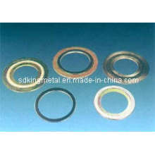 Metal Oval Ring Joint 300lbs Gasket
