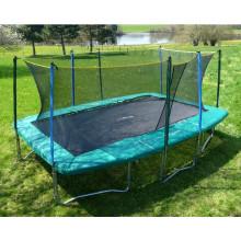 Segurança CE O trampolim retangular mais popular