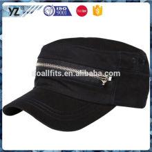 Nouveau produit unique en conception grossistes casquette militaire fabriqué en Chine