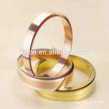 electric material Ag Cu composited metal strip
