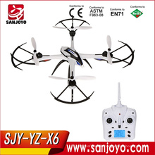 YiZhan Tarantula X6 4-Axis RC Helicopter Drone Toy Model With Long Remote Distance 300M