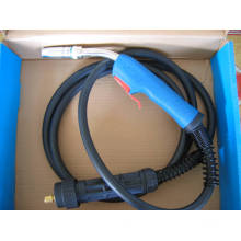 Internation Standard MIG Welding Toch (MB25AK) with CE ISO