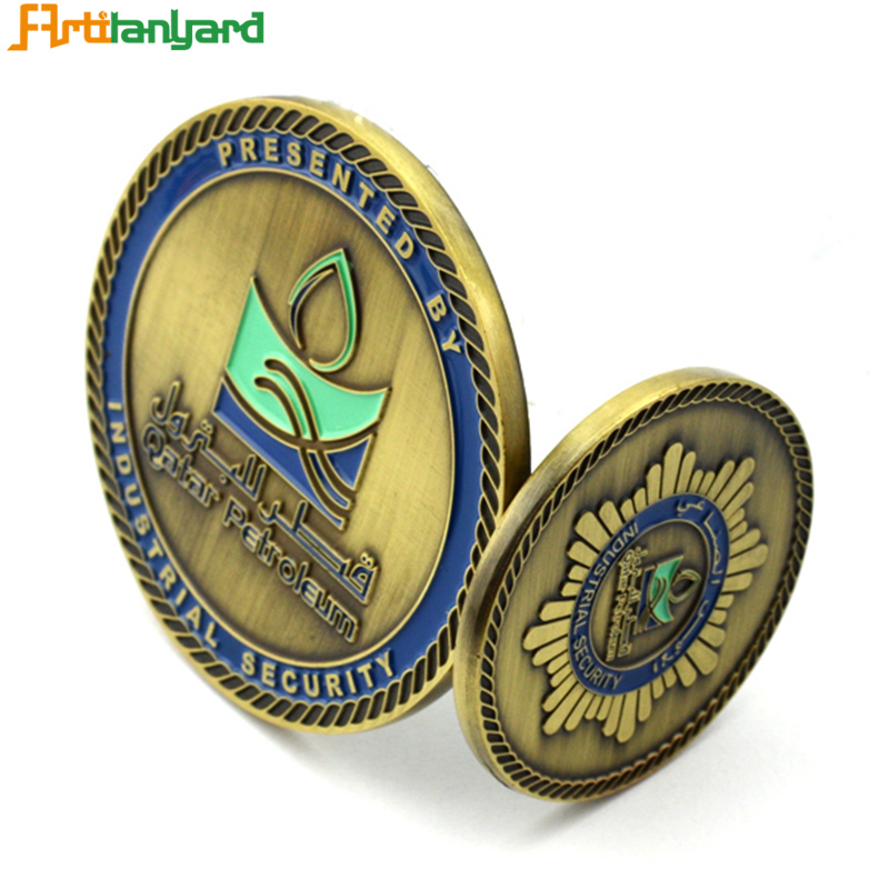 Custom Made Coins
