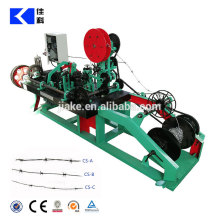 Factory Direct High Speed Single Wire Barbed Making Machine