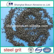 Factory Price Sandblasting SAE Standard g40 steel grit