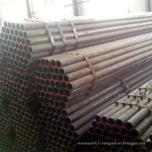 Tuyau en acier sans soudure en carbone de 6 m, tube noir de Chengsheng
