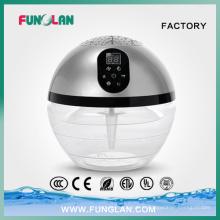 Bol d'air intelligent de Luftbefeuchter d'épurateur d'air à la maison avec des huiles essentielles