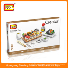 LOZ lustige Block Ziegel Spielzeug Kunststoff pädagogischen Verbindungsblöcke für Kinder