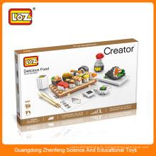 LOZ drôle de blocs de briques en plastique éducatif blocs de connexion pédagogiques pour les enfants
