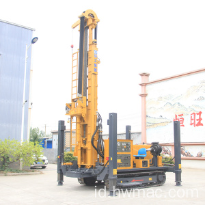 300M Track Mounted Water Drilling Rig