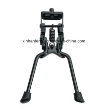 New Design Steel Bicycle Double Central Kickstand para bicicletas (HKS-021)