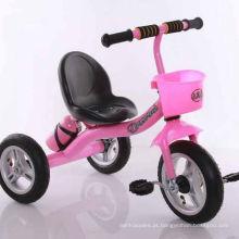 Ciclo de tentativa de baby, triciclos do bebê