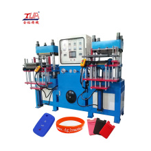 rubber bracelet silicone wristband and o-ring vulcanizing molding machine