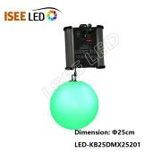 DMX Winch Kinetic Ball Lighting