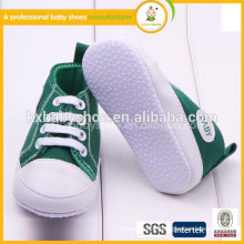 The most popular in America 100% cotton high quality shoes kids baby shoes