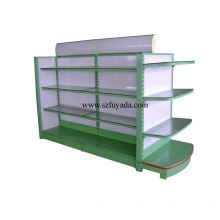 Supermarket Glass-Light Shelf (022)