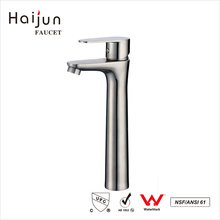 Haijun China Supplier cUpc 304 Stainless Steel Bathroom Sink Basin Faucets