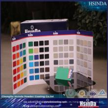 Capa de epoxy del polvo del poliéster de la calidad caliente de la fábrica de China