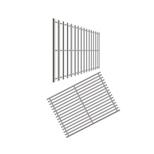 Rectangle Stainless Steel  Bbq Grill Cooking Grate