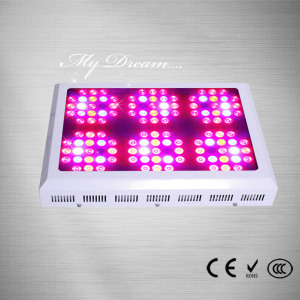 8 Rojo 1 Azul AC220 Grow Light