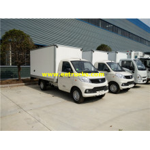 1 Ton 4x2 Refrigerated Mini Vans