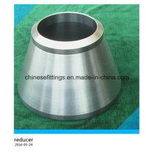 Ss304 Ss321 Reductor concéntrico de tubo de acero inoxidable ASTM