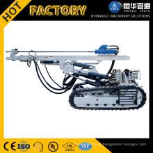 Plataforma de perforación montada en tractor de 200m de profundidad para agua o mina o roca con gran descuento