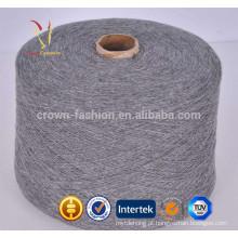 Fio de cashmere tricô mão mongol para tricô