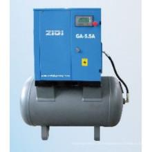 Compressor de ar de parafuso compacto 5.5kw