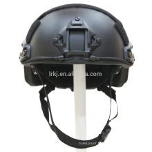 Casque de combat tactique Kevlar Bulletproof de combat militaire tactique NIJ IIIA
