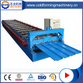 CNC Metal Roofing Roll Forming Machine