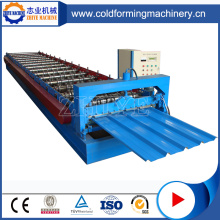 Trapezoid Roof Panel Roll Forming Machine