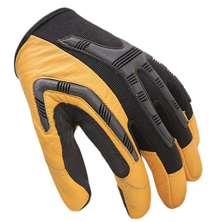 High Visibility Mechanical Gloves